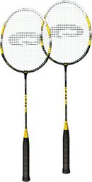 Spokey Zestaw do badmintona 2 rakiety Aztec. Rozmiar uniwersalny