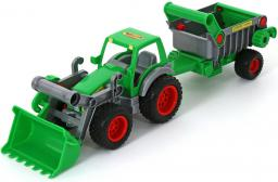 Wader Polesie Ciężarówka z drewnem - 8725