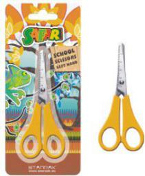 Starpak Nożyczki metalowe dla leworęcznych Safari - 222560