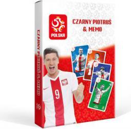 Cartamundi Czarny Piotruś PZPN PREMIUM - 1289001134