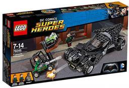 LEGO Super Heroes BATMAN  Przechwycenie kryptonitu (76045)