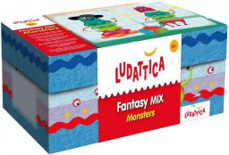 Liscianigiochi LUDATTICA Fantasy Mix  Potwory - 52356