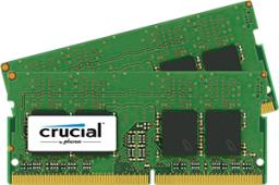 Pamięć do laptopa Crucial DDR4 SODIMM 2x8GB 2400MHz CL17 (CT2K8G4SFS824A)