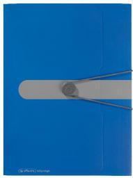 Herlitz Teczka rysunkowa A4 z gumką niebieska - 0011205994