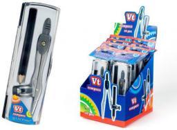 Starpak Cyrkiel metalowy+ołówek VT (198667)
