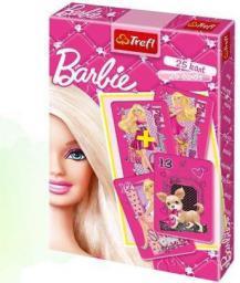 Trefl Karty Piotruś - Barbie (08468)