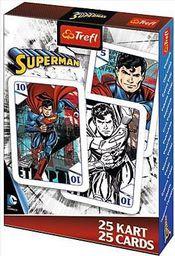 Trefl Karty Piotruś - Superman - DC Comics (08469)