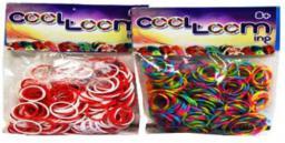 Tm Toys Gumki dwa kolory 200 sztuk - JLS2439