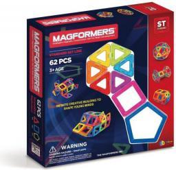 Dante Magformers - Klocki magnetyczne 62el. (005-36002)