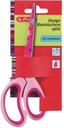 Herlitz Nożyczki dla leworęcznych spiczaste - 0010897171