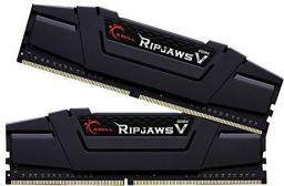 Pamięć G.Skill Ripjaws V, DDR4, 16 GB,3000MHz, CL15 (F4-3000C15D-16GVKB)