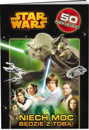 Książeczka STAR WARS Niech moc będzie... - MAS-13
