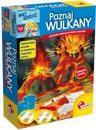 Lisciani Mały Geniusz Poznaj wulkany - 304-P53803
