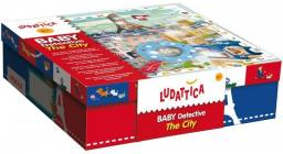 Lisciani Ludattica Baby Mały Detektyw w mieście - 304-52462