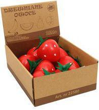 Brimarex Drewniane owoce, Truskawka - 1566317