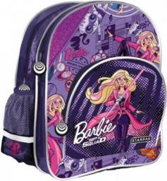 Starpak Plecak szkolny Barbie STK 47-14 fioletowy (348691)