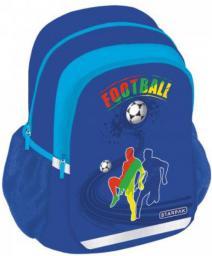 Starpak Plecak szkolny Football STK-40 granatowy (348745)