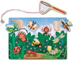 Melissa & Doug Drewniana gra Bug-Catching - 13779