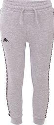 Kappa Spodnie dla dzieci Kappa IRENEUS szare 309010J 15-4101M 170/176cm