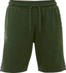 Kappa Spodenki dla dzieci Kappa ITALO zielone 309013J 19-6311 122/128cm