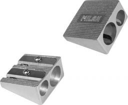 Milan Temperówka aluminiowa podwójna - 80035