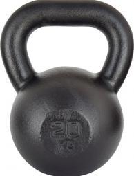 Kettlebell Tiguar TI-KB0020RAW żeliwny 20 kg