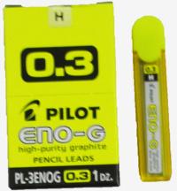Pilot Rysiki 0.3mm (PIPL-3ENOG-H)