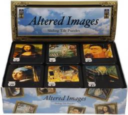 Bard Great Works Of Art Sliding Puzzles