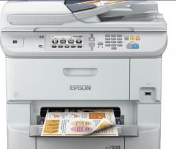 Urządzenie wielofunkcyjne Epson MFP WF-6590DWF  (C11CD49301)