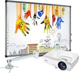 Projektor Avtek Zestaw EDU2: Avtek TT-Board 80 Pro + Vivitek DX283ST + Avtek WallMount Next 1200