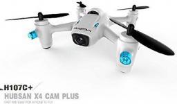 Dron HUBSAN X4 Cam Plus H107C+
