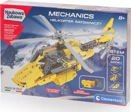 Clementoni Laboratorium mechaniki. Helikopter ratowniczy p6 (50687)
