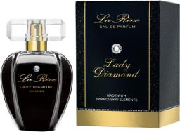 La Rive Lady Diamond z kryształkiem Swarovskiego EDP 75ml