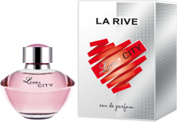 La Rive Love City EDP 90ml