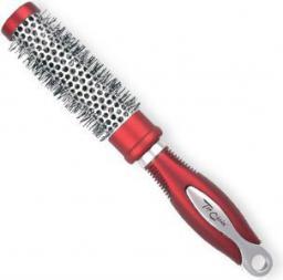 Top Choice Szczotka do włosów Exclusive rozm S okrągła silver/burgund (62018-01)