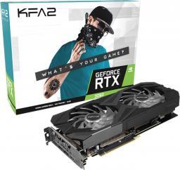 Karta graficzna KFA2 GeForce RTX 3060 EX 12GB GDDR6 (36NOL7MD2NEK)