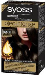 Syoss Farba do włosów Oleo 2-10 brązowa czerń