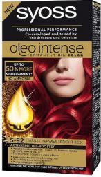 Syoss Farba do włosów Oleo 5-92 jasna czerwień
