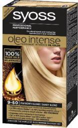 Syoss Farba do włosów Oleo 9-60 piaskowy blond