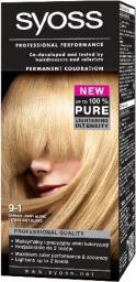 Syoss Farba do włosów Bardzo Jasny Blond nr 9-1
