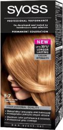 Syoss Farba do włosów Miodowy Blond nr 8-7