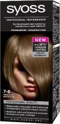 Syoss Farba do włosów Średni Blond nr 7-6  1op. - 68633123