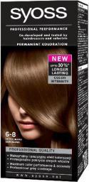 Syoss Farba do włosów Ciemny Blond nr 6-8