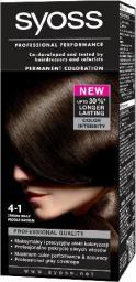Syoss Farba do włosów Średni Brąz nr 4-1