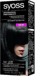 Syoss Farba do włosów Czerń nr 1-1