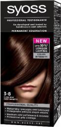 Syoss Farba do włosów Słodki Brąz  nr 3-8