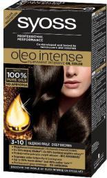 Syoss Farba do włosów Oleo 3-10 głęboki brąz  1op. - 68840743