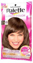 Palette Instant Color Szamponetka koloryzująca Nugatowy Brąz nr 15 25 ml