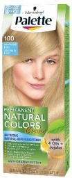 Palette Permanent Natural Colors Skandynawski Blond nr 100