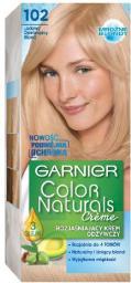 Garnier Color Naturals Krem koloryzujący nr 102 Lodowy Opalizujący Blond